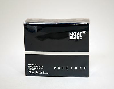 Mont Blanc Presence After Shave Balm 75 Ml