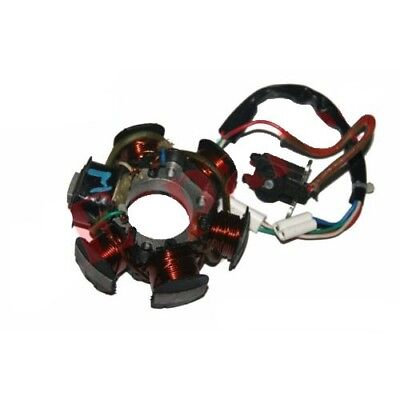 New Stator Plate Assembly For Vespa Px Lml 4 Stroke Scoots Scooters
