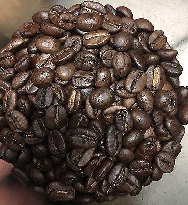 2 X 1kg Freshly Roasted Coffee Beans Super Crema Espresso Latte Cappuccino