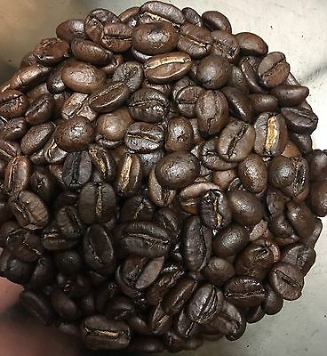 2 X 1kg Freshly Roasted Coffee Beans Fair Trade  Espresso Latte Cappuccino