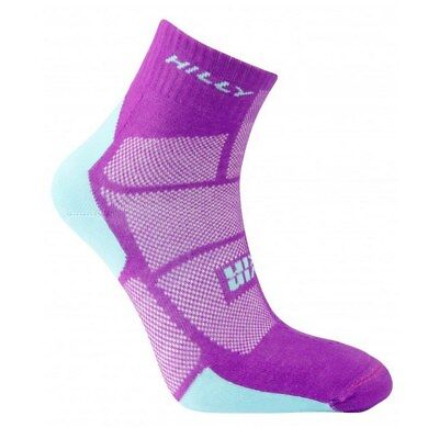 Ladies Hilly Socks TwinSkin Anklet Running Socks