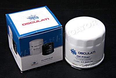 Osculati Oil Filter for Suzuki 4-Stroke DF140HP