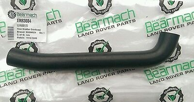 Land Rover Defender 90, 300Tdi Crank Case Breather Pipe - ERR3084, LLH500170
