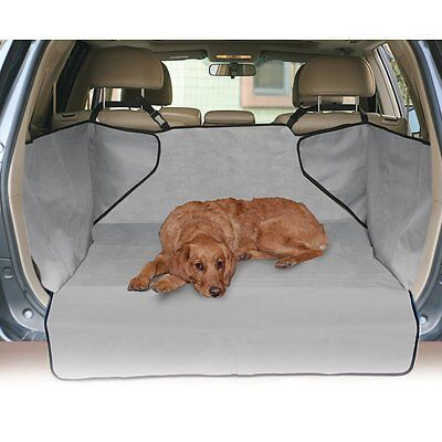 Waterproof Car Seat Cover Protector Pet Dog Cargo Auto Van SUV Quilted Liner NEW