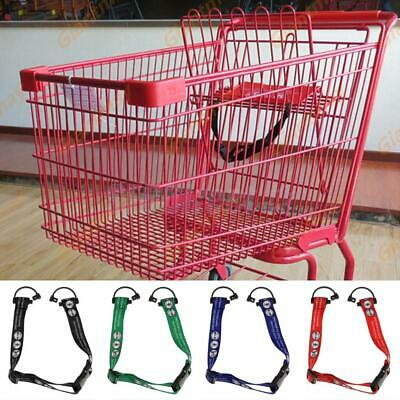 Baby Supermarket Shopping Cart Wrap Strap Baby Safety Kids Belt Chair Seat Belt