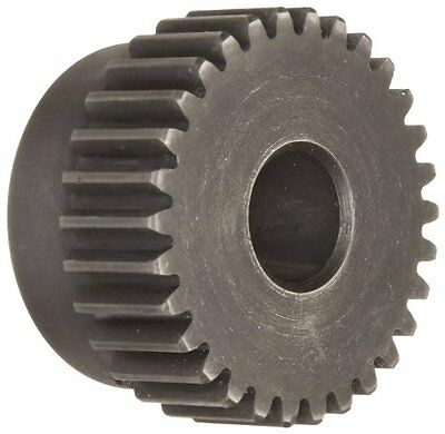 Martin Ts2020 Spur Gear, 20° Pressure Angle, High Carbon Steel, Inch, 20 Pitch,