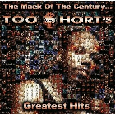 Too $hort - The Mack Of The Century: Too Short'S Greatest Hits [New CD] Clean