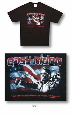 EASY RIDER - I Went Looking for America:T-shirt NEW:LARGE ONLY
