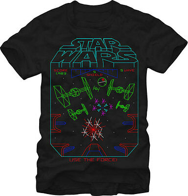 STAR WARS - Red 5 Standing By:T-shirt NEW - SMALL ONLY