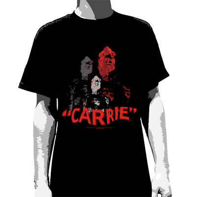CARRIE - Triplicate T-shirt - NEW - XLARGE ONLY