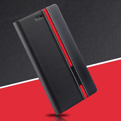 Luxury Flip Cover Stand Wallet Leather Case For Huawei New Phones