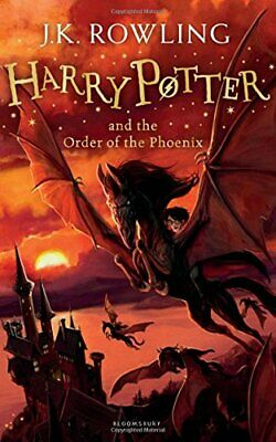 Harry Potter and the Order of the Phoenix: 5/7 (Harry Potter... by Rowling, J.K.