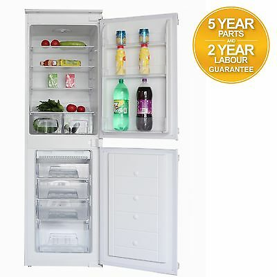 SIA 50/50 Integrated Built In Frost Free Fridge Freezer A+ Energy Rating
