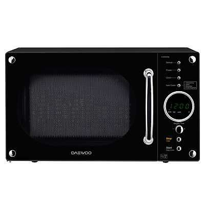 Daewoo KOR8A9RB 23 Litres 5 Programmes Touch Control Microwave Oven in Black