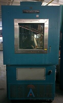 Thermotron SM-16C Environmental Test Chamber, -70C to 177C, 30% to 95% Humidity,
