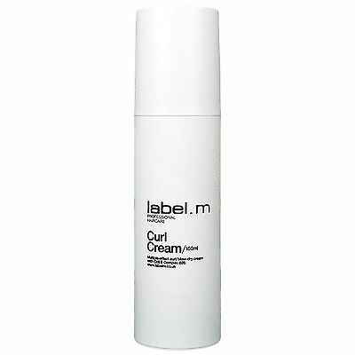 Label.m Curl Cream 150ml for Men and Women -  BRAND NEW
