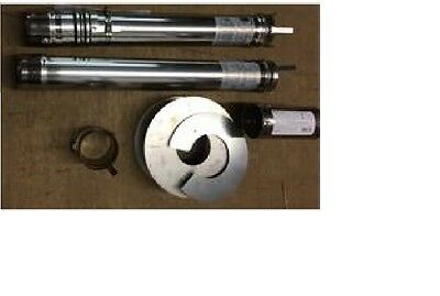 "Modine/Mr.Heater 3"" Horizontal Full Vent Kit Stainless Steel Out the Wall"