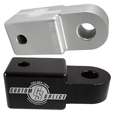 Custom Splice  Receiver Shackle adapter 2.5 inch Hitch Adapter