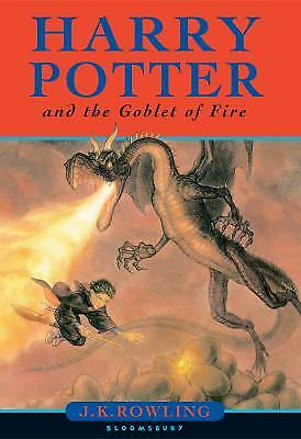 Harry Potter and the Goblet of Fire. J.K. Rowling by Rowling, J K