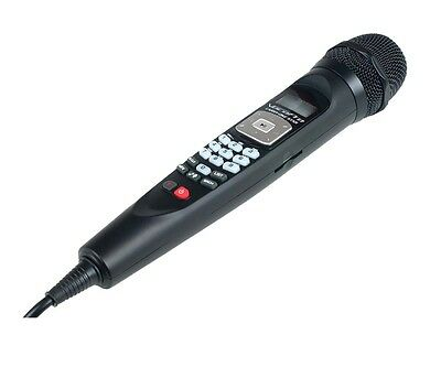 Vocopro CARRY-OKE STAR  Plug-and-Play Karaoke Microphone with SD Card