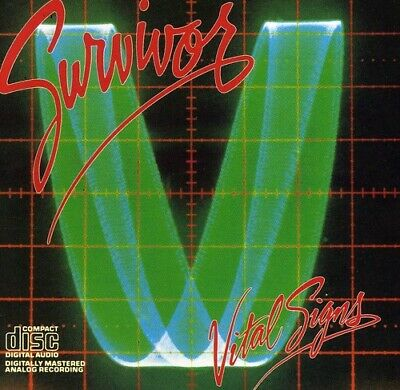 Survivor - Vital Signs [New CD]
