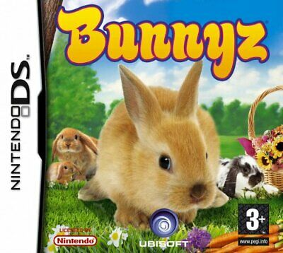 Bunnyz (Nintendo DS) - Game  3SVG The Cheap Fast Free Post