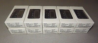 Lot of 10 Amcom Commtech Wireless 7950 UHF Alphanumeric Pager 460-464 Mhz