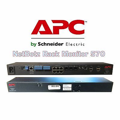 APC NetBotz Rack Monitor 570 Working [NBRK0570]