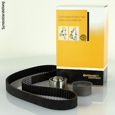 CONTITECH Timing Belt Set