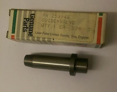 Genuine Lister Petter Valve Guide for PAZ1 engine 253946 ZPB40