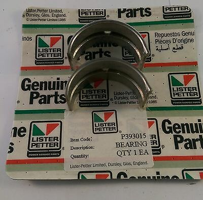Lister Petter Standard Centre Main Bearing 393015 for AC2 AD2