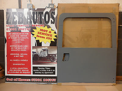 Bearmach Land Rover Glazed Rear Back Safari Door 90 110 Defender Series II III 3