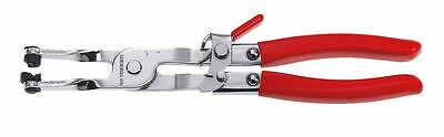 Facom Dm.27 Long Reach Hose Clamping Pliers With Locking & Pivoting Jaws