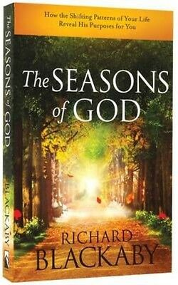 The Seasons of God by Richard Blackaby Paperback Book (English)