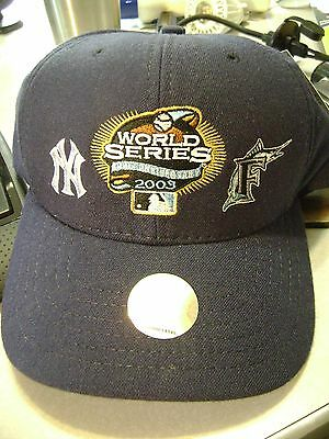 0be475570ce Official New York Yankees MLB 2009 World Series Baseball Hat Tags MADE IN  USA