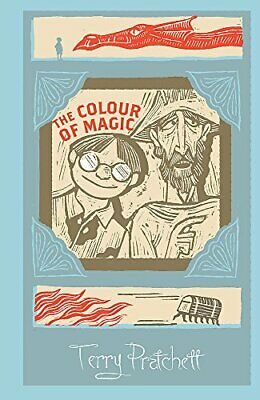The Colour of Magic: Discworld: The Unseen University Col... by Pratchett, Terry
