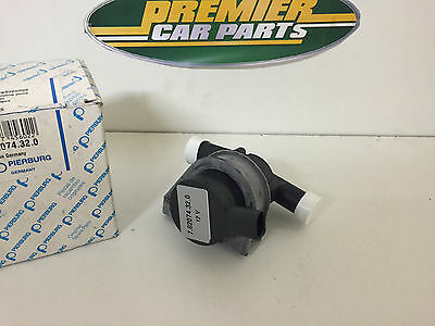 New Pierburg Secondary Audi A6 Water Pump Electric Water Pump 7.02074.32.0