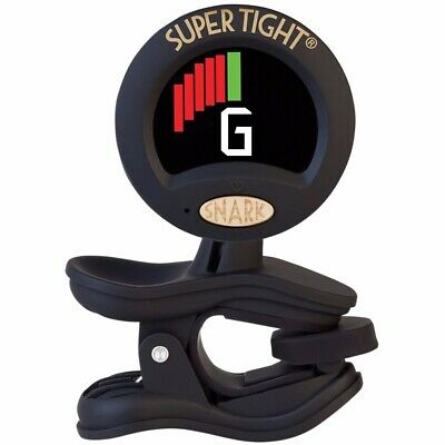 "New Snark ST-8 ""Super Tight"" Clip-On Tuner for All Instruments + Free Shipping"