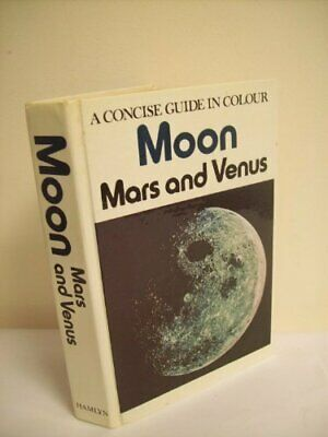 Moon, Mars and Venus (Concise Guides in Colour) by Rukl, Antonin Book The Cheap