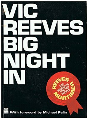 Vic Reeves Big Night in (Fantail S.) by Vic Reeves 0140903445