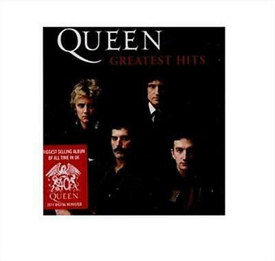 Greatest Hits 1 (2011 Remaster) - Queen Compact Disc Free Shipping!