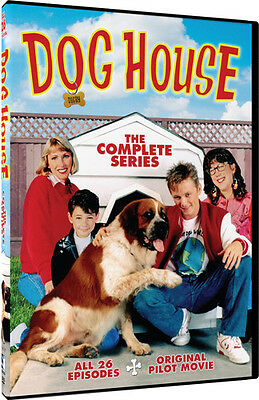 Dog House - The Complete Series - 2 DISC SET (2016, DVD NEW)