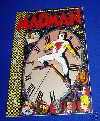 Madman Adventures: Mike Allred. 1st edition.