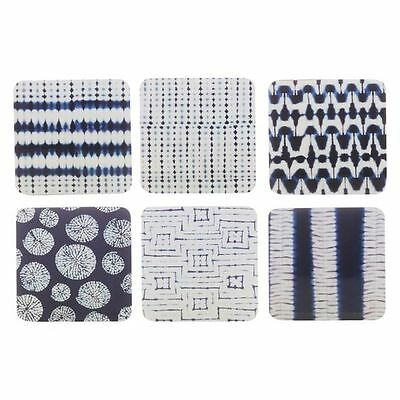 NEW Maxwell & Williams Shibori Coaster (Set of 6)