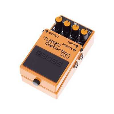 BOSS DS2 Turbo Distortion  - PERMUTIAMO IL TUO USATO - 4957054022815
