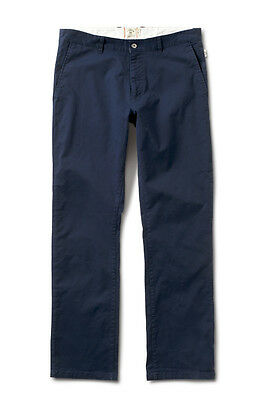 Fourstar Classic Relaxed Fit Men's Midnight Blue Chino trousers - W34