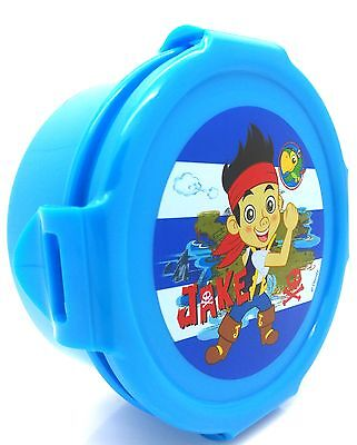 Jake & The NeverLand Pirates Snack Pot/Lunch Box **Back to School**Special Price