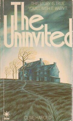 The Uninvited by Clive Harold 0352303506