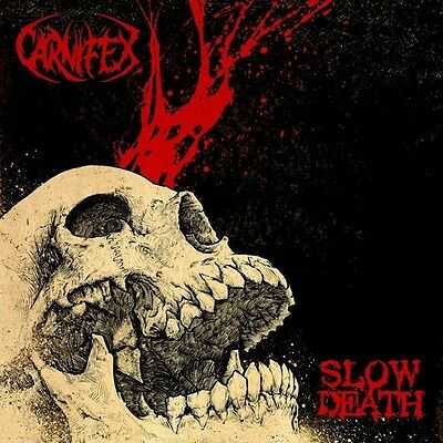 Carnifex - Slow Death [New CD]