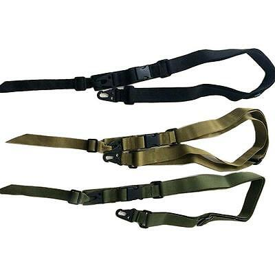 MILITARY Adjust 3 POINT RIFLE SLING Viper universal hunting shooting gun holster